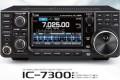 Icom primo ricetrasmittente SDR, IC-7300