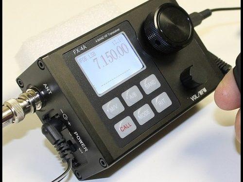 LNR FX-4a SDR