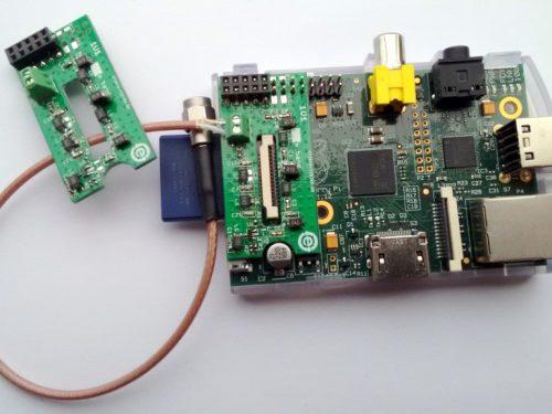 Costruire un ricetrasmettitore con RTL-SDR  Raspberry pi