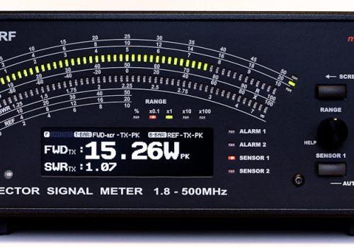 SMΩRF  RF Meter