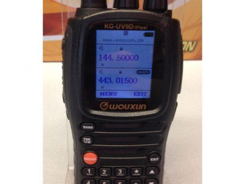 Wouxun KG-UV9 Nuova Versione