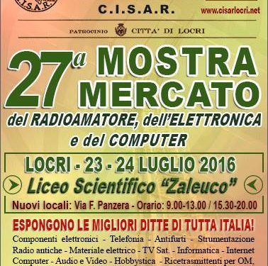 Mostra Mercato Locri  23/24 Luglio